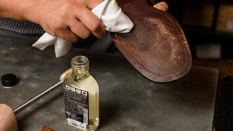 Rigenerazione calzature