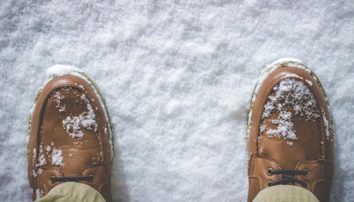 Affrontare l'inverno e la neve